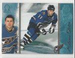 1997-98 Pacific Omega Ice Blue #243 Adam Oates (30-275x2-CAPITALS)