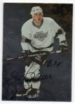 1998-99 Be A Player Autographs #65 Ian Laperriere (30-X102-KINGS)