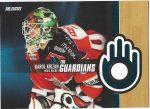 2007-08 Swedish SHL Elitset The Guardians #7 Karol Krizan (30-180x9-OTHERS)