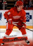 2008-09 Ultra #214 Justin Abdelkader RC (30-X62-RED WINGS)