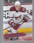 2008-09 Ultra #218 Kyle Turris RC (30-X17-COYOTES)