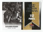 2008-09 Ultra Season Crowns #SC3 Alexander Ovechkin (30-215x5-CAPITALS)