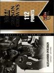 2008-09 Ultra Season Crowns #SC3 Alexander Ovechkin (30-X18-CAPITALS)
