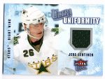 2008-09 Ultra Uniformity #UAJL Jere Lehtinen (30-X6-STARS)