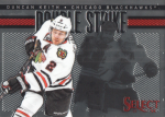 2013-14 Select Double Strike #DS13 Duncan Keith (30-X12-BLACK HAWKS)