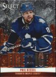 2013-14 Select Fire on Ice Stars #FS35 Phil Kessel (30-X57-MAPLE LEAFS)