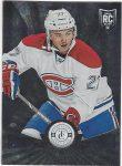 2013-14 Totally Certified #217 Alex Galchenyuk RC (30-X105-CANADIENS)