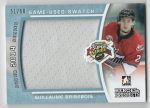 2014-15 ITG Heroes and Prospects Subway Series Jerseys #SSJ11 Guillaume Brisebois (30-X100-OTHERS)