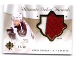 2008-09 Ultimate Collection Debut Threads Patches #DTKP Kevin Porter (60-X83-COYOTES)