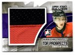 2010-11 ITG Heroes and Prospects Top Prospects Game Used Jerseys Silver #JM21 Stanislav Galiev (60-X87-CAPITALS)