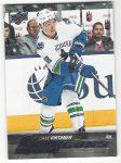 2015-16 Upper Deck #457 Jake Virtanen YG RC (60-X127-CANUCKS)
